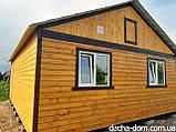 Дачний(садовий) будиночок Нові матеріали обробки Нова ціна., фото 2