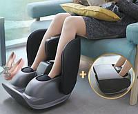 Массажер для ног LunoFit - Grey/Black