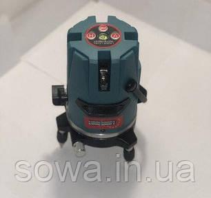 ✔️ Лазерный уровень, нивелир Euro Craft ECNL01 + штатив Луч 30м, фото 2