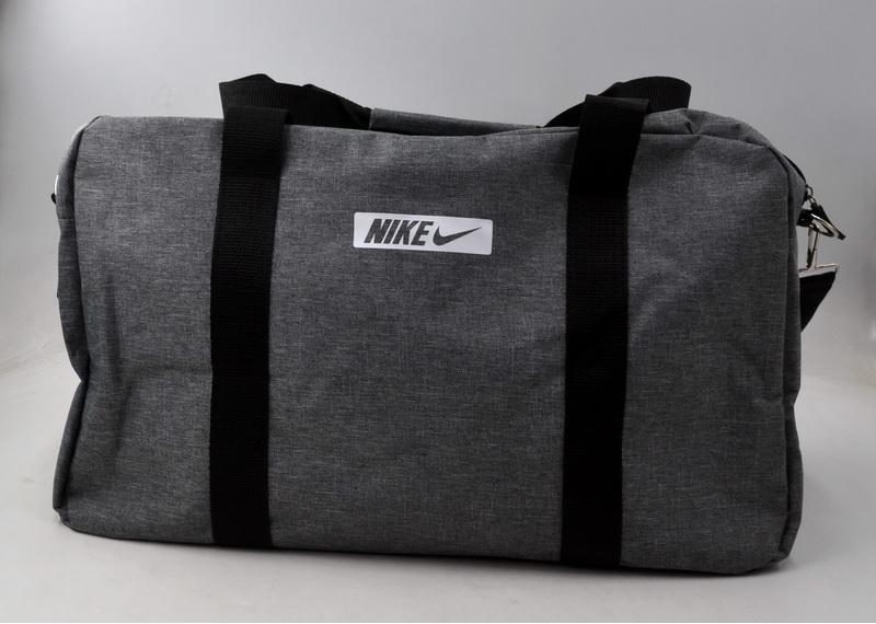 Спортивна Сумка Nike (replica) Сірий