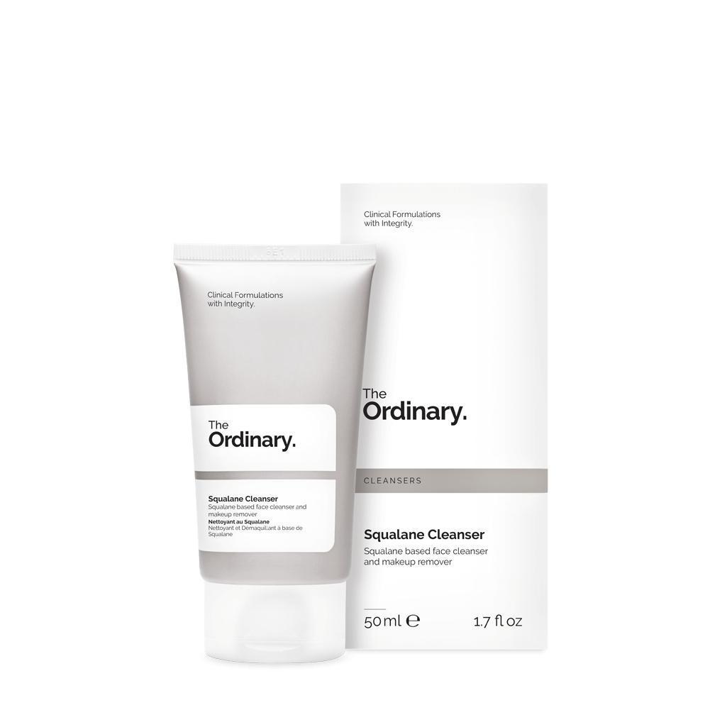 Средство для снятия макияжа The Ordinary – Squalane Cleanser, 50 мл