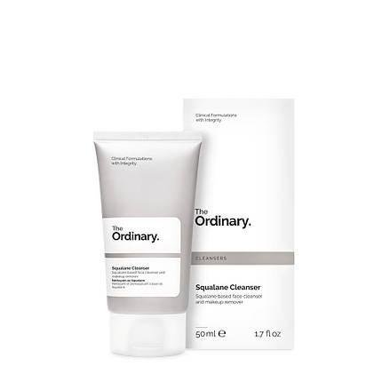 Средство для снятия макияжа The Ordinary – Squalane Cleanser, 50 мл, фото 2