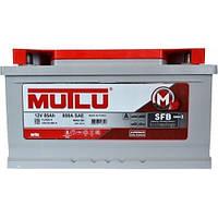 Автомобильный аккумулятор Mutlu 85Ah, SAE 850, R, SFB Series3 (Мутлу Turkey) Работаем с НДС