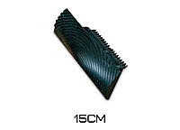 Резиновый шпатель для создания эффекта дерева Boldrini 15см