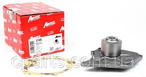 Помпа (водяной насос) Renault Logan MCV 2 1.5 DCI (Airtex 1746)(высокое качество)