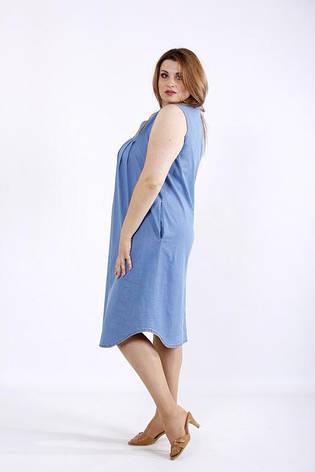 Жіноче плаття великих розмірів, фото 2