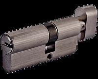 Цилиндр тумблер ключ перфорированной P6P35T/45 SN