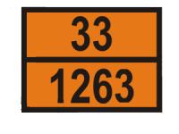 Таблица ADR(опастный груз), шт., Украина