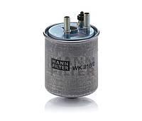 Фильтр топливный с присоеденением датчика уровня воды Renault Kangoo 08-09 Mann WK918/2X