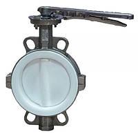 Затвор поворотний з нержавіючої сталі з нержавіючим диском Р-221 (AISI 316)