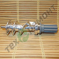 Шнек для мясорубки Kenwood (KW715552) + муфта (L=152 mm)