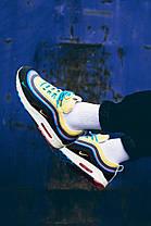 Мужские кроссовки Nike Air Max 1/97 Sean Wotherspoon AJ4219-400, Найк Аир Макс 1 97, фото 3