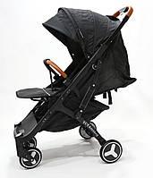 Детская прогулочная коляска YOYA PLUS 3, w/Black