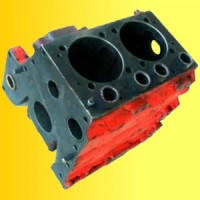 Блок цилиндров Д-21, фото 2