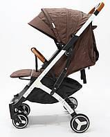 Детская прогулочная коляска YOYA PLUS 3, w/Coffee