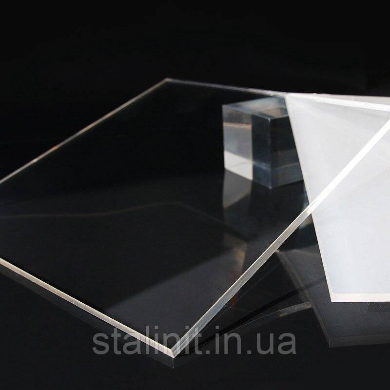 Экструдированное оргстекло (акрил) d=2 mm