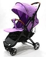 Детская прогулочная коляска YOYA PLUS 3, w/Purpuple