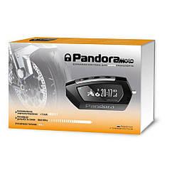 Мотосигнализация Pandora Moto DX-42 (с сиреной)