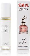 Масляный парфюм Jean Paul Gaultier Scandal женские 10 мл