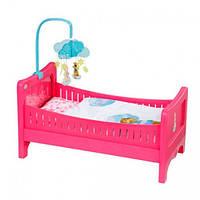 Zapf Creation Кроватка интерактивная для куклы Радужные сны