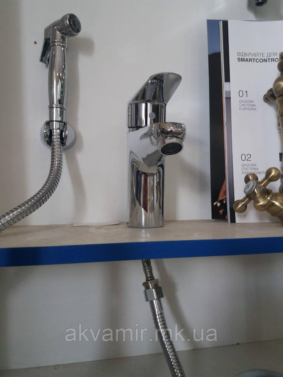 Смеситель POTATO  P1209 с гигиеническим душем