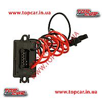 Резистор моторчика вентилятора RENAULT GRAND SCENIC II  Thermotec DER002TT