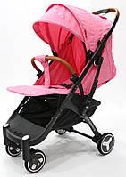 Детская прогулочная коляска YOYA PLUS 3, b/Pink