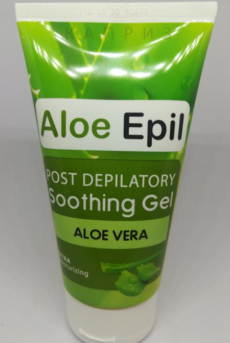 Успокаивающий гель после эпиляции ALOE EPIL (150 мл)