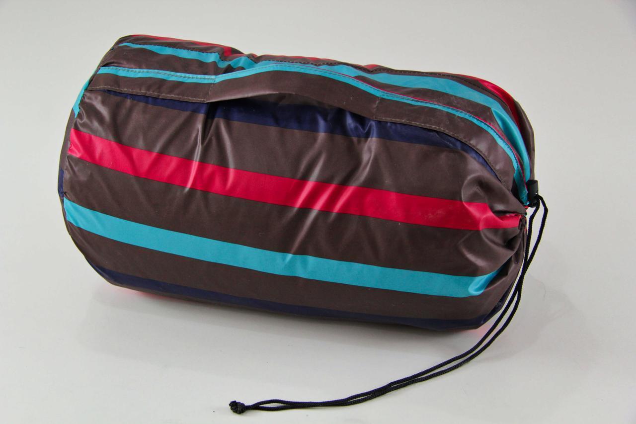 Спальный мешок (0/+8/+15) туристический спальник для похода, для теплой погоды!