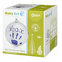 Беби Арт Рождественский шар 11 см , фото 1
