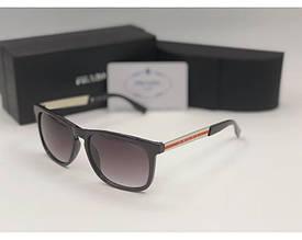 Мужские солнцезащитные очки в стиле Prada (245) black