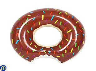 Детский надувной круг Пончик, 80см