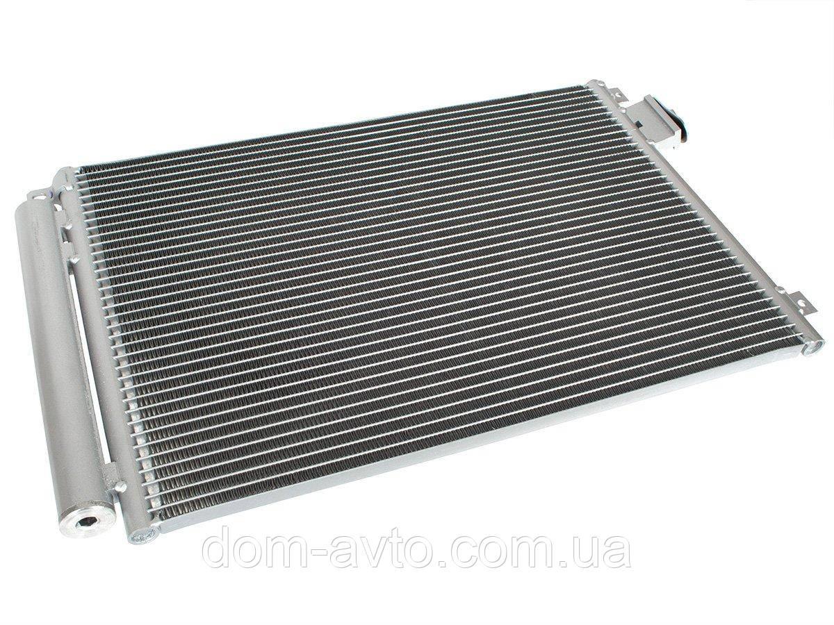 Радиатор кондиционера 1551184 Fiat 500 Panda Ford Ka