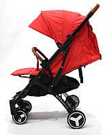 Детская прогулочная коляска YOYA PLUS 3, w/China Red