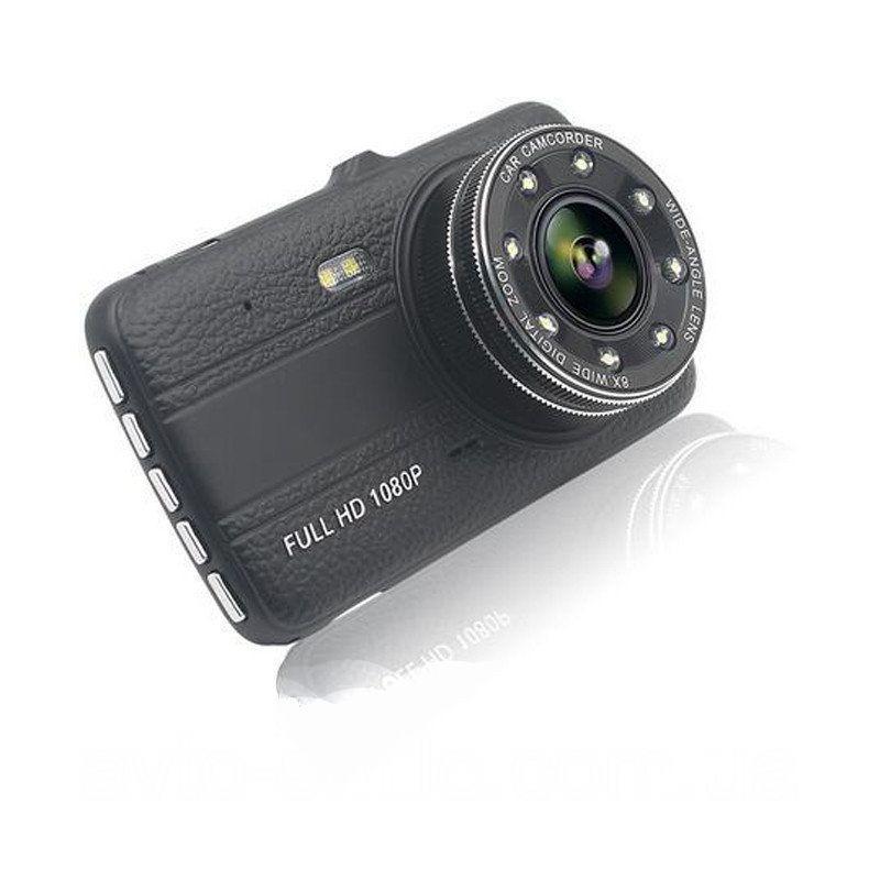 """Видеорегистратор на 2 камеры Blackbox DVR DV430 4"""" Full HD WDR"""