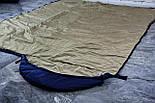 Туристический спальный мешок (до-2). Спальник туристический для похода весна и осень, фото 7