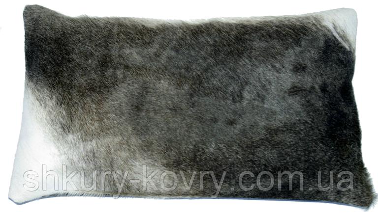 Декоративная подушка из тигровой шкуры