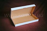 Коробка кальцоне для піци 40*25*4,5см коричнева
