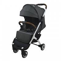 Детская прогулочная коляска YOYA PLUS 3, w/Dark Grey