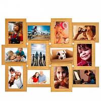 Runoko Мультирамка Goldiozzo на 12 фотографий