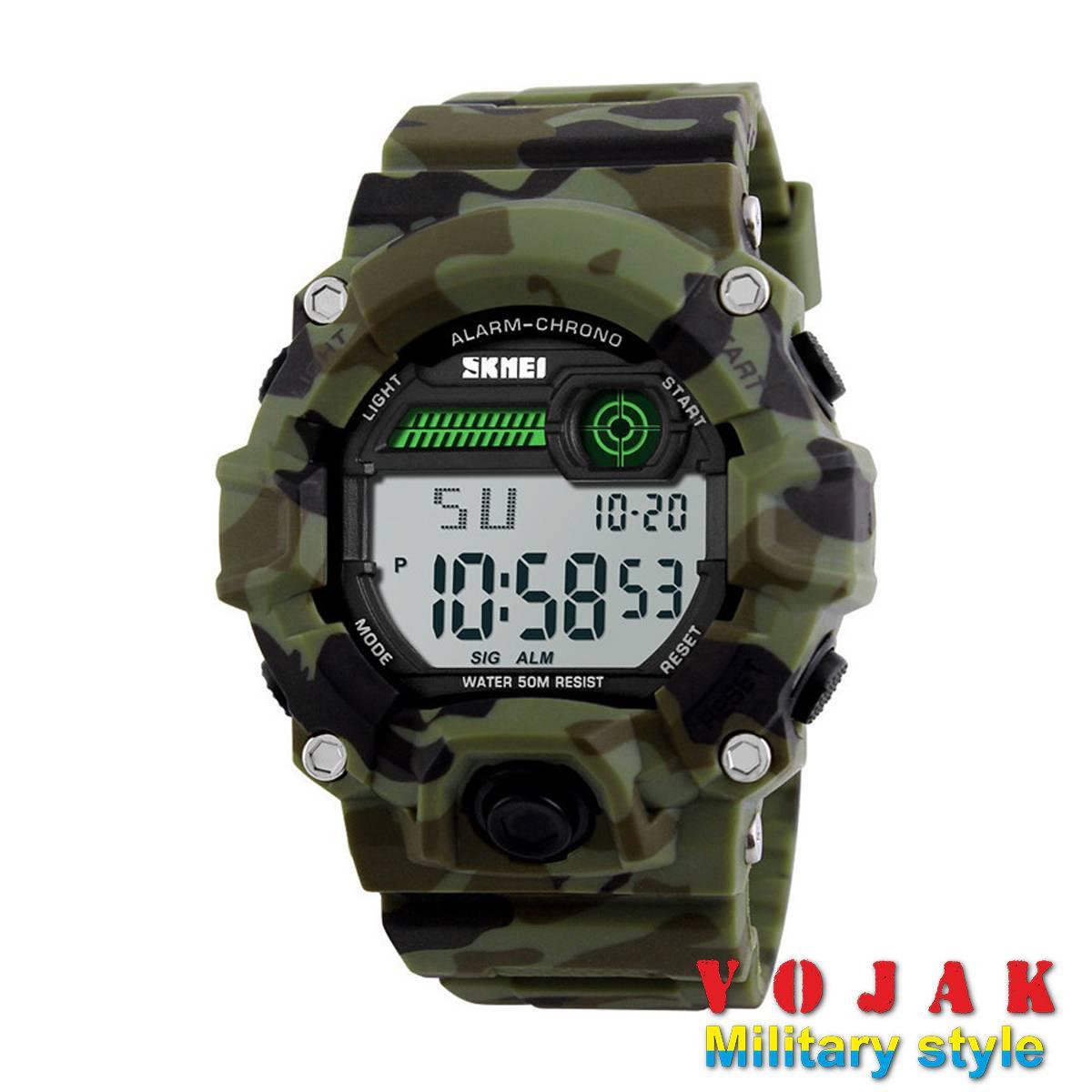 Часы SKMEI CAMO 1197