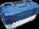 Контейнер, ящик, органайзер, коробка, лоток для хранения снастей 6 полок AQUATECH 2706 удобная ручка , фото 4
