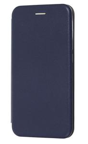 Чехол (книжка) премиум для Xiaomi MI 9 SE синий