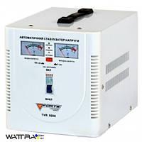 ⭐ Стабилизатор 5 кВт Forte TVR-5000VA релейный, однофазный