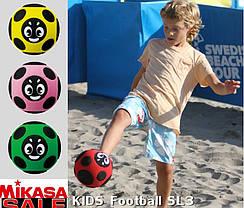 Мяч волейбольный Mikasa SL3-RBK, фото 2