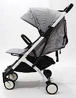 Детская коляска YOYA PLUS, b/Grey
