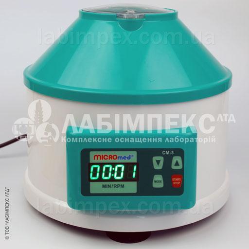Центрифуга лабораторная переносная СМ-3