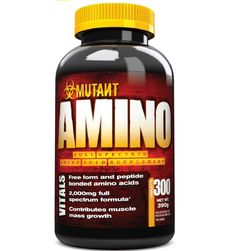 Комплекс аминокислот Mutant Amino (300 капс) мутант амино