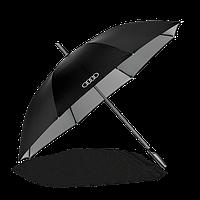 Большой зонт-трость Audi, Black/Titan 3121500100