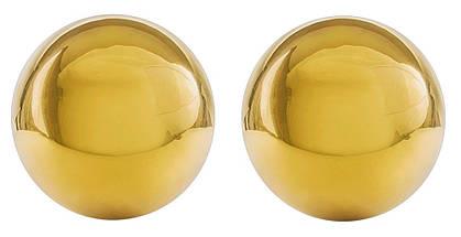 Вагинальные шарики Ben Wa Balls Silver, 1,8 см, фото 3